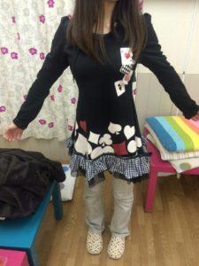 フリル服のリフル様×うさぎカフェうさびびとのうさぎハーネス完成間近!5