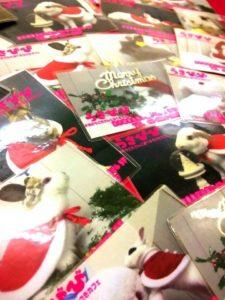リフル様製作試作型うさぎハーネスとX'mas限定うさぎラミカプレゼント!9
