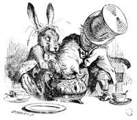 三月ウサギ