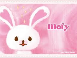 ウサギのモフィ